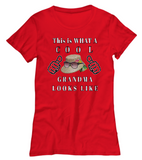 This is WHAT A COOL GRANDMA-Women T-Shirts
