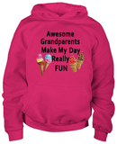 Awesome Grandparents-Youth Hoodies
