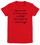 Close at Heart-Gigi-Youth T-Shirts