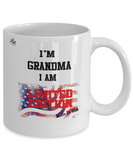 Mug Grandma Limited Edition 1