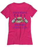 This is What A Cool Grandma-Women's Tee