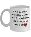 Mugs-Close at Heart Grandkids 11oz