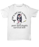 NP is not just a career, funny nurse shirt,nurse clothing