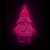 XMAS Tree LED Lamp