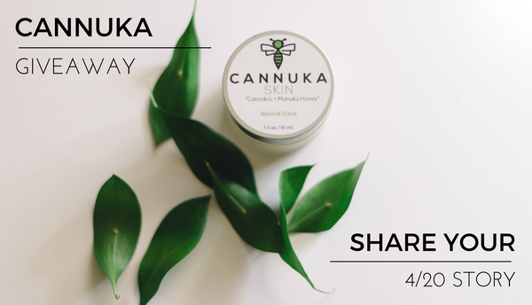 CBD Healing Balm Giveaway - Share Your Story!