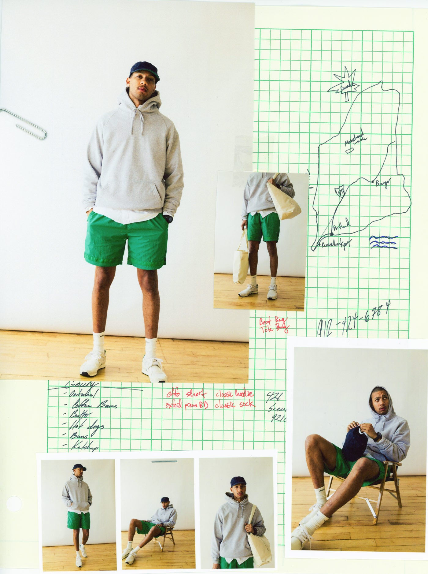 Adsum Spring 2021 Lookbook | Christian Richard Rice