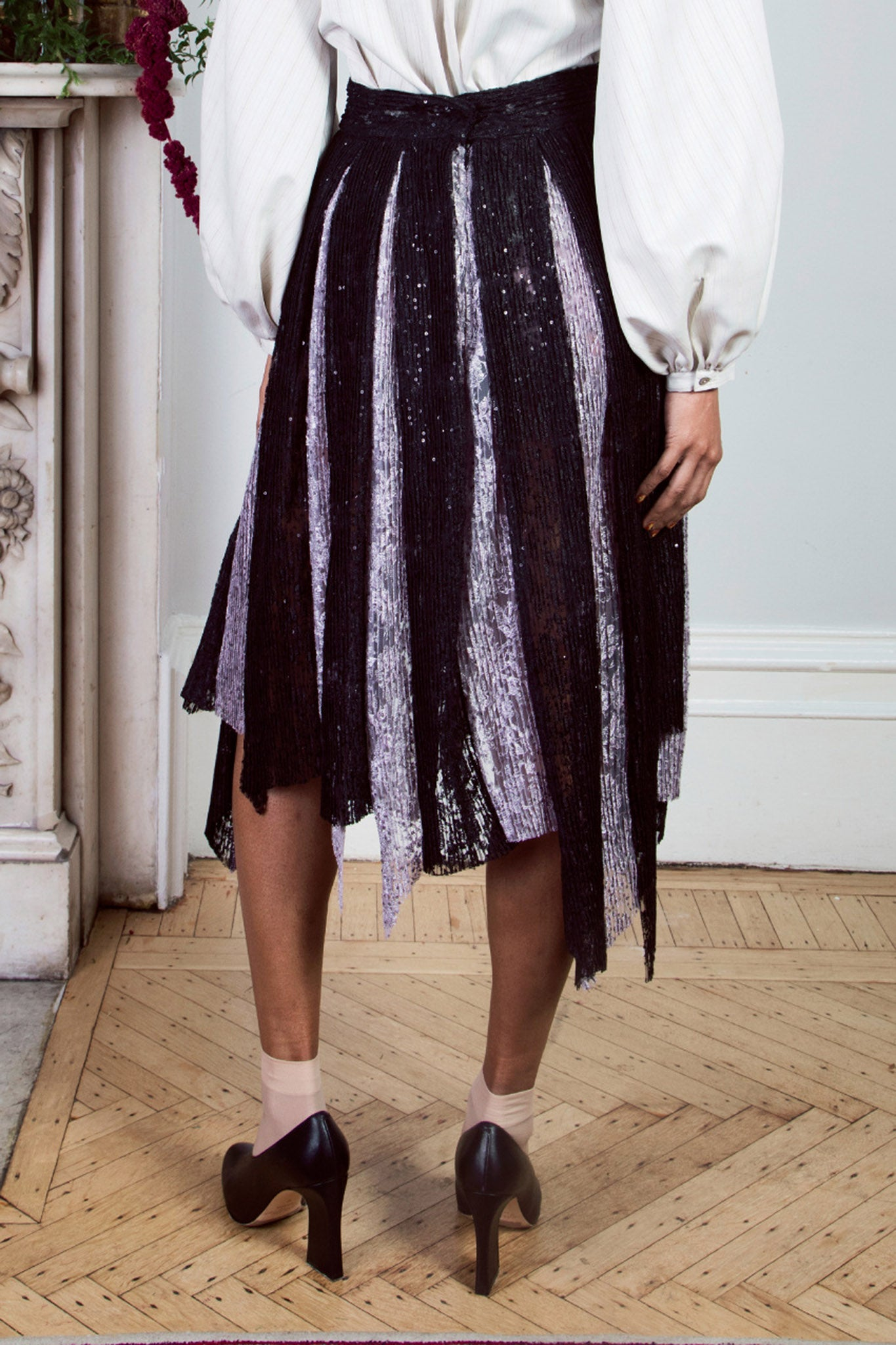 Glass Skirt