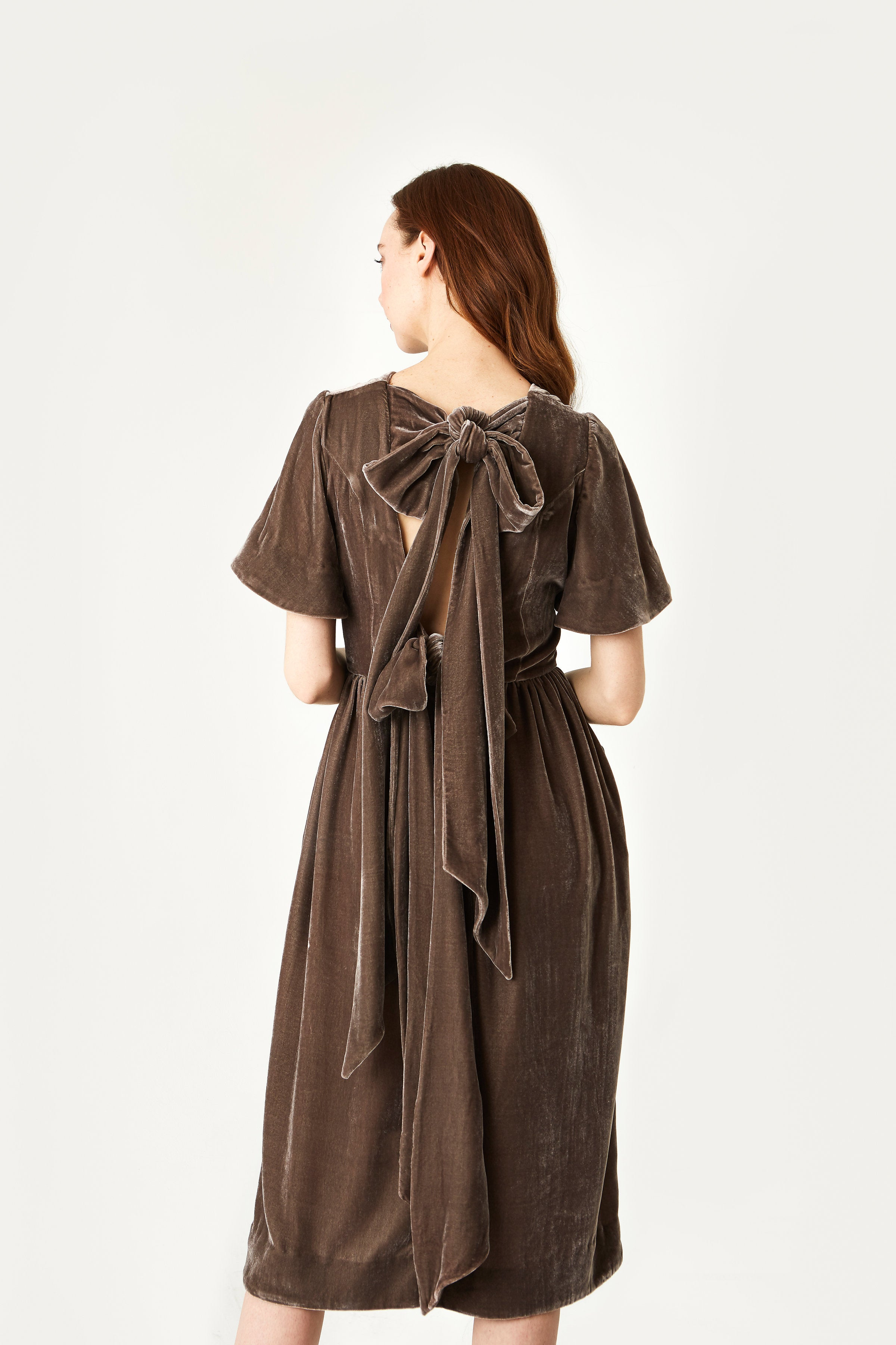 Liesl Bow Dress