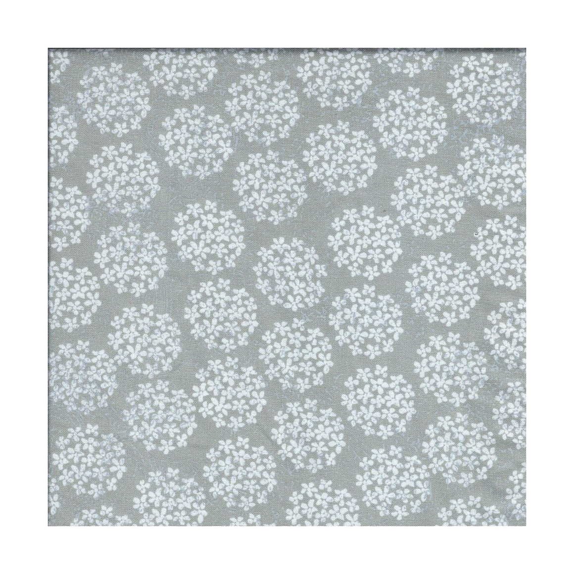 bandana, gray and white floral, exclusive, unique to bazooka bandanas, grey