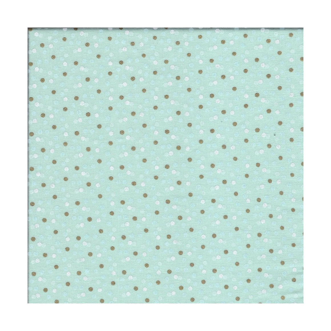 bandana, mint green, polka dots, exclusive, unique to bazooka bandanas
