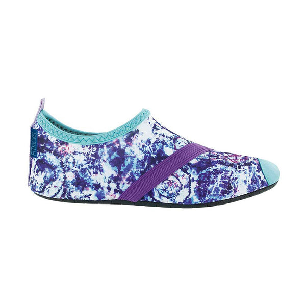 fit kicks cloud burst special edition, blue and purple