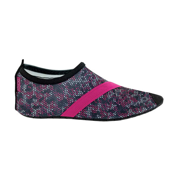 fit kicks primal special edition, black and pink