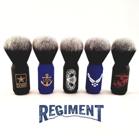 3D Printed Service Brushes