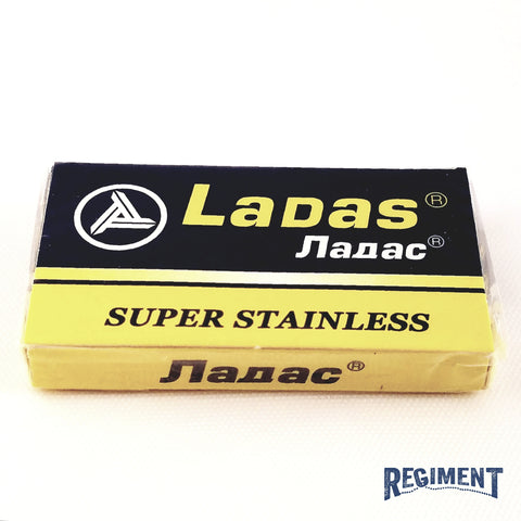 Ladas Super Stainless Razor Blade 5 pack