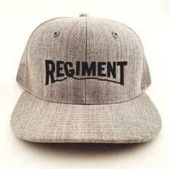 Regiment Head Gear (gray)