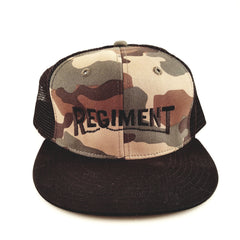 Regiment Head Gear (wld/blk)