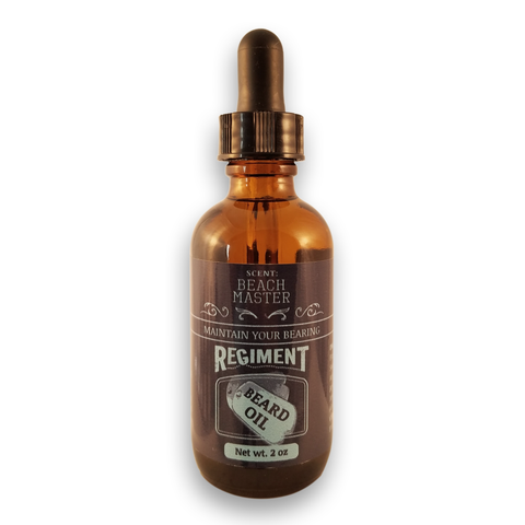 Beach Master 2 Oz Beard Oil