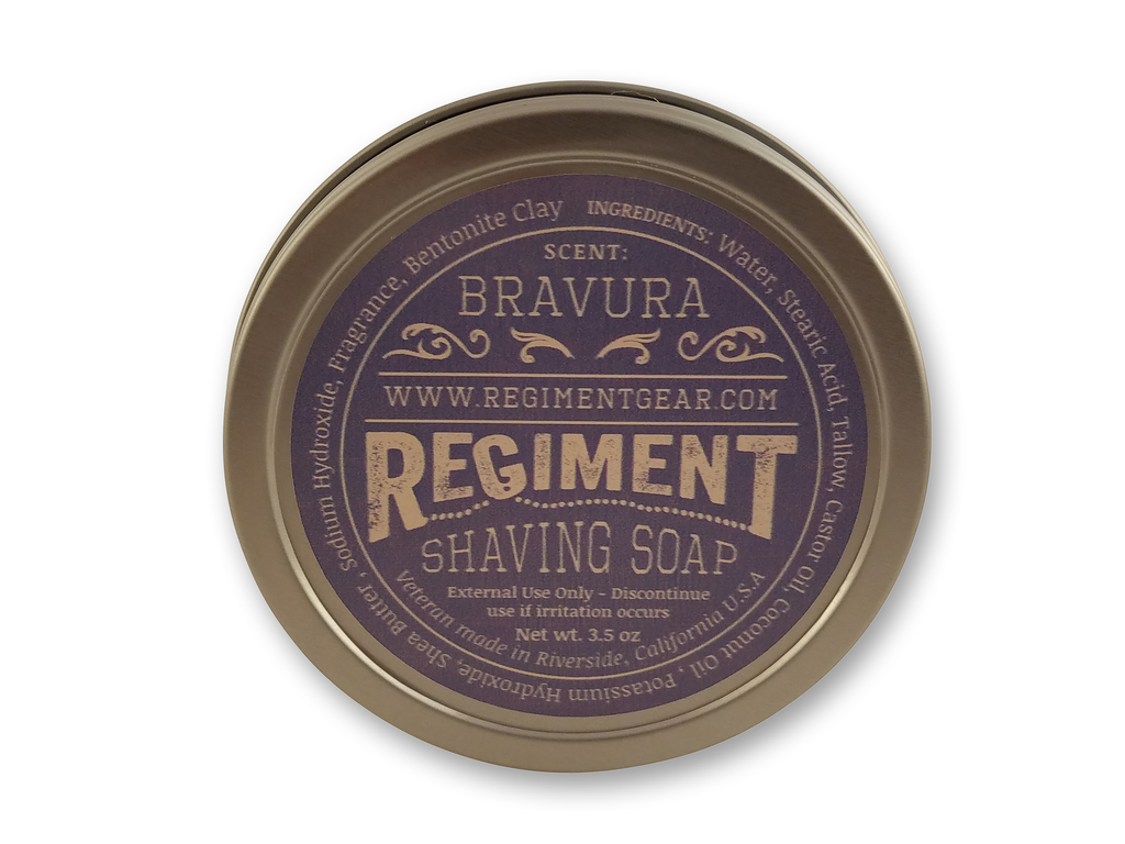 Bravura 3.5 Oz Shaving Soap