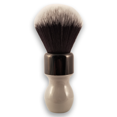 Regiment Sentry Synthetic Shave Brush, Blk/Gry