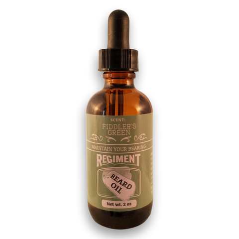 Fiddler's Green 2 Oz Beard Oil