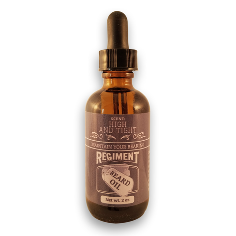 High and Tight 2 Oz Beard Oil