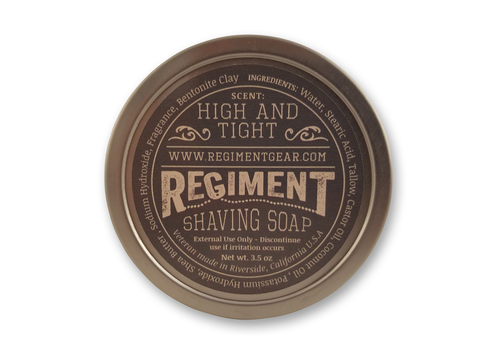 High and Tight 3.5 Oz Shaving Soap