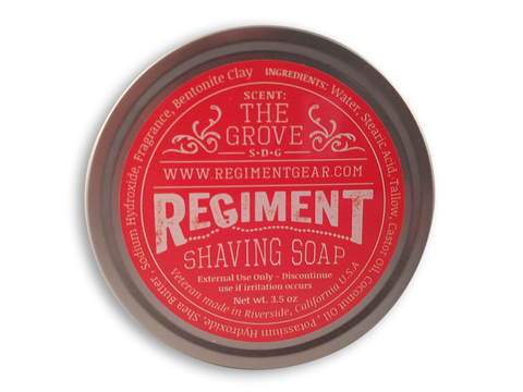 The Grove 3.5 Oz Shaving Soap