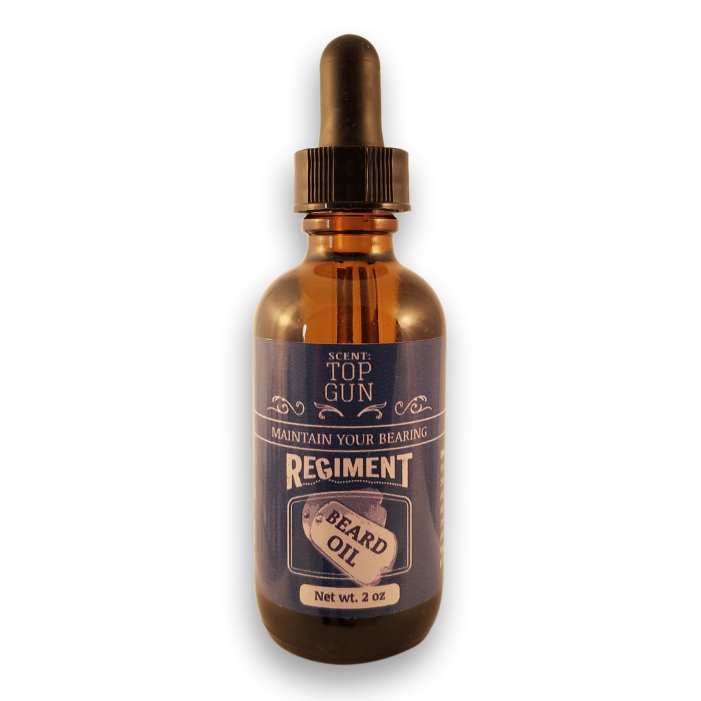 Top Gun 2 Oz Beard Oil