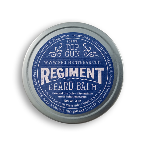 Top Gun 2 Oz Beard Balm