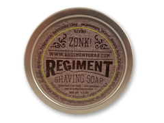 Zonk 3.5 Oz Shaving Soap