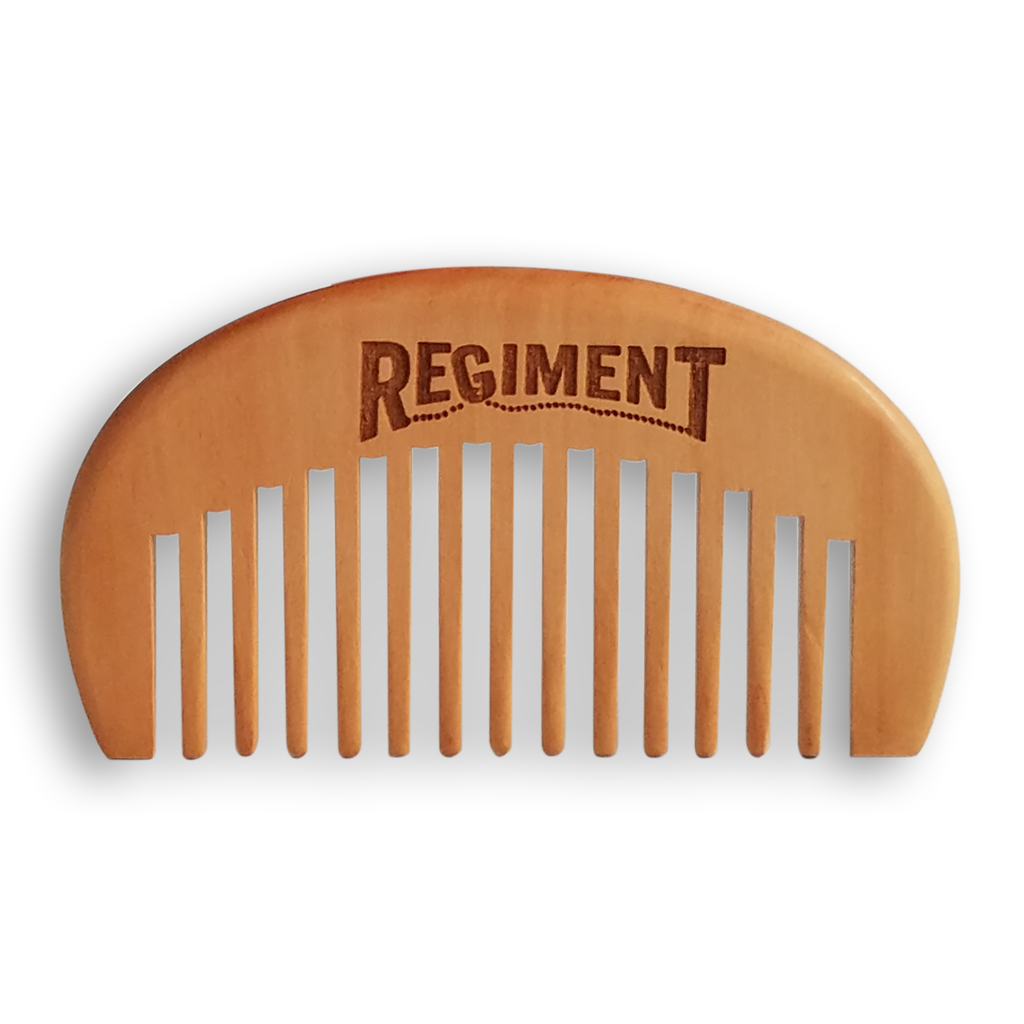 Regiment Beard Comb