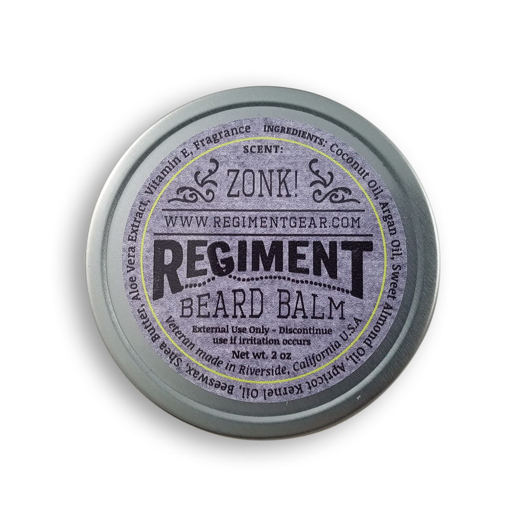 Zonk 2 Oz Beard Balm