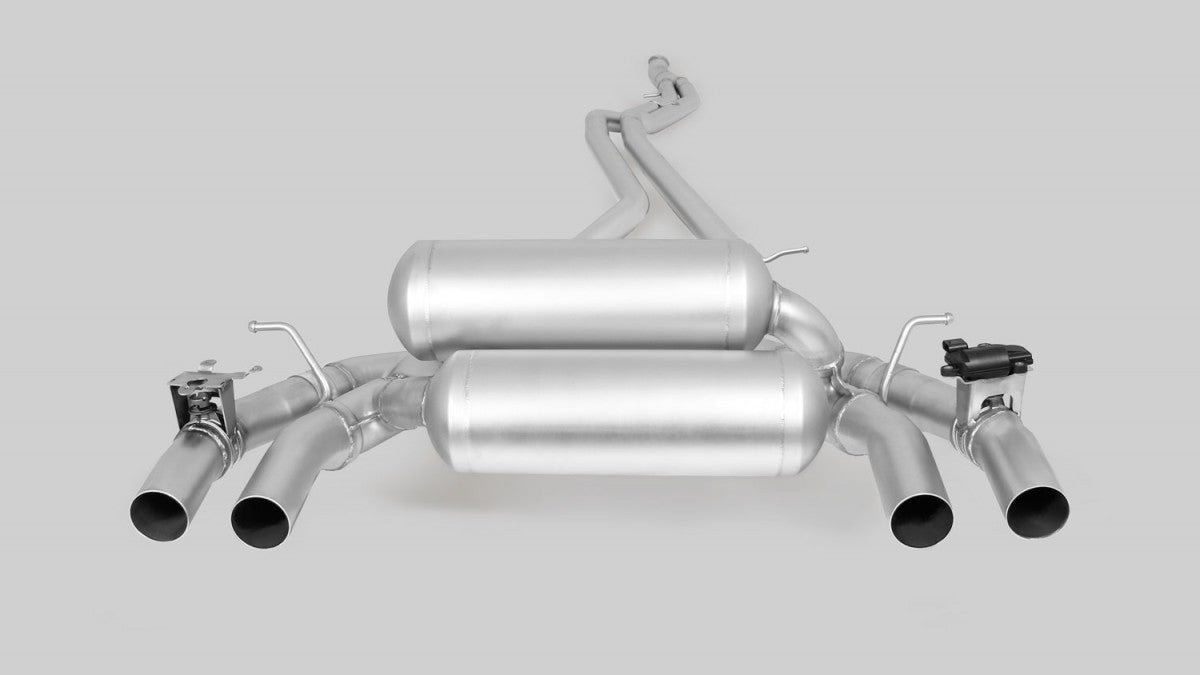 BMW M2 REMUS EXHAUST CAT-BACK SYSTEM