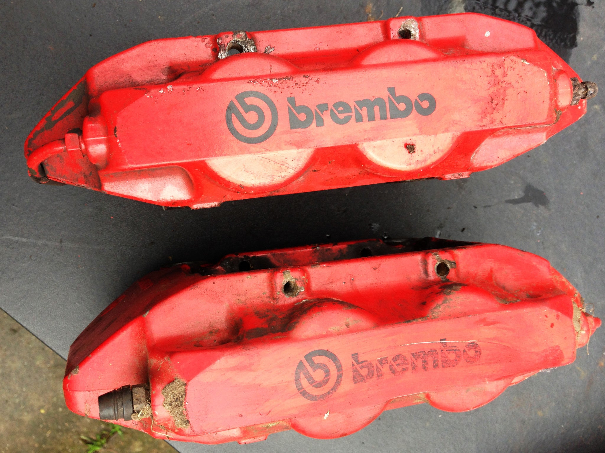 Renault Megane Sport R26 / 225 Red Brembo Calipers