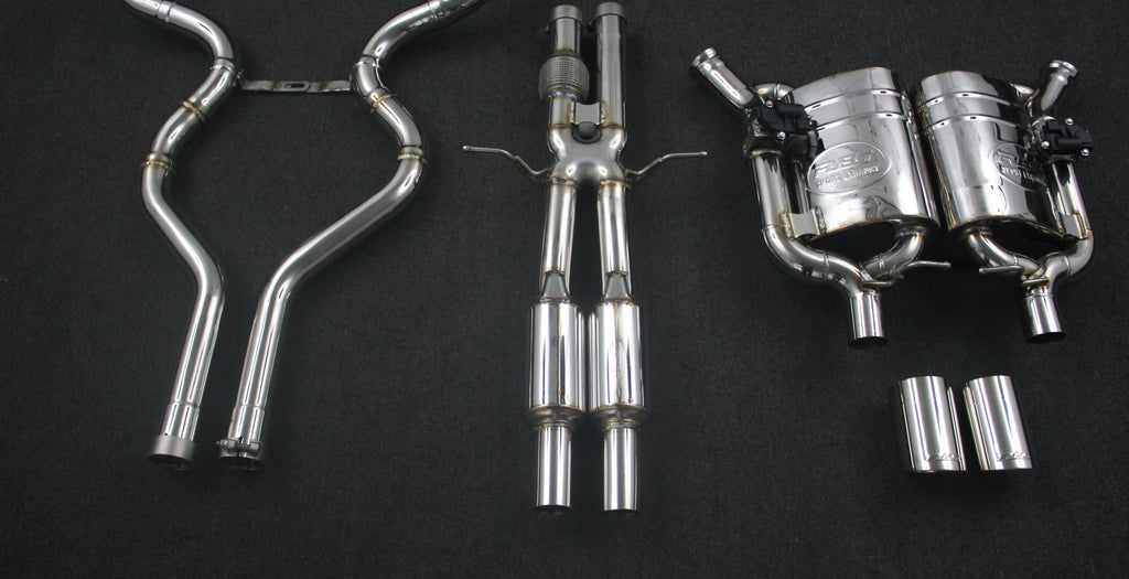 LAND ROVER DISCOVERY 5 (VALVETRONIC) RES EXHAUST SYSTEM