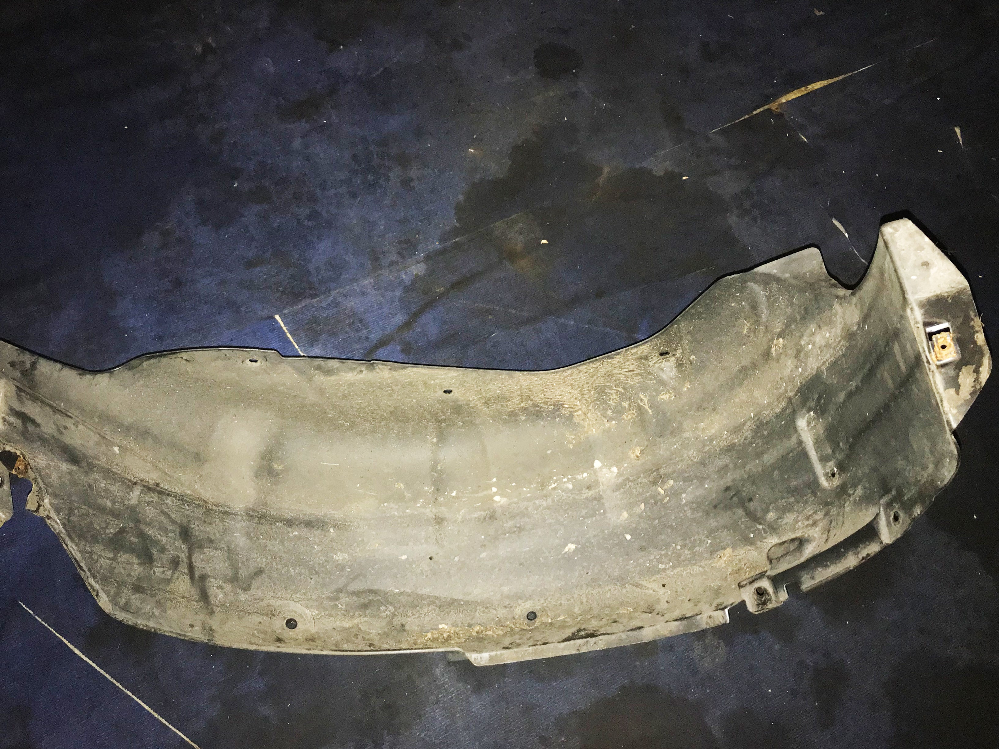 Range Rover Sport HSE Wheel Arch Liner (Rear Drivers Side)