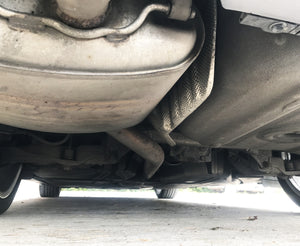 BMW 5 Series M-Sport E60 / E61 - Cat-back exhaust
