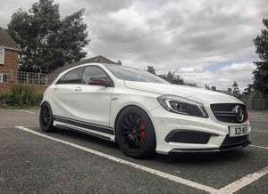 MERCEDES A45 AMG TRICOLORE STAGE 4 ECU TUNE