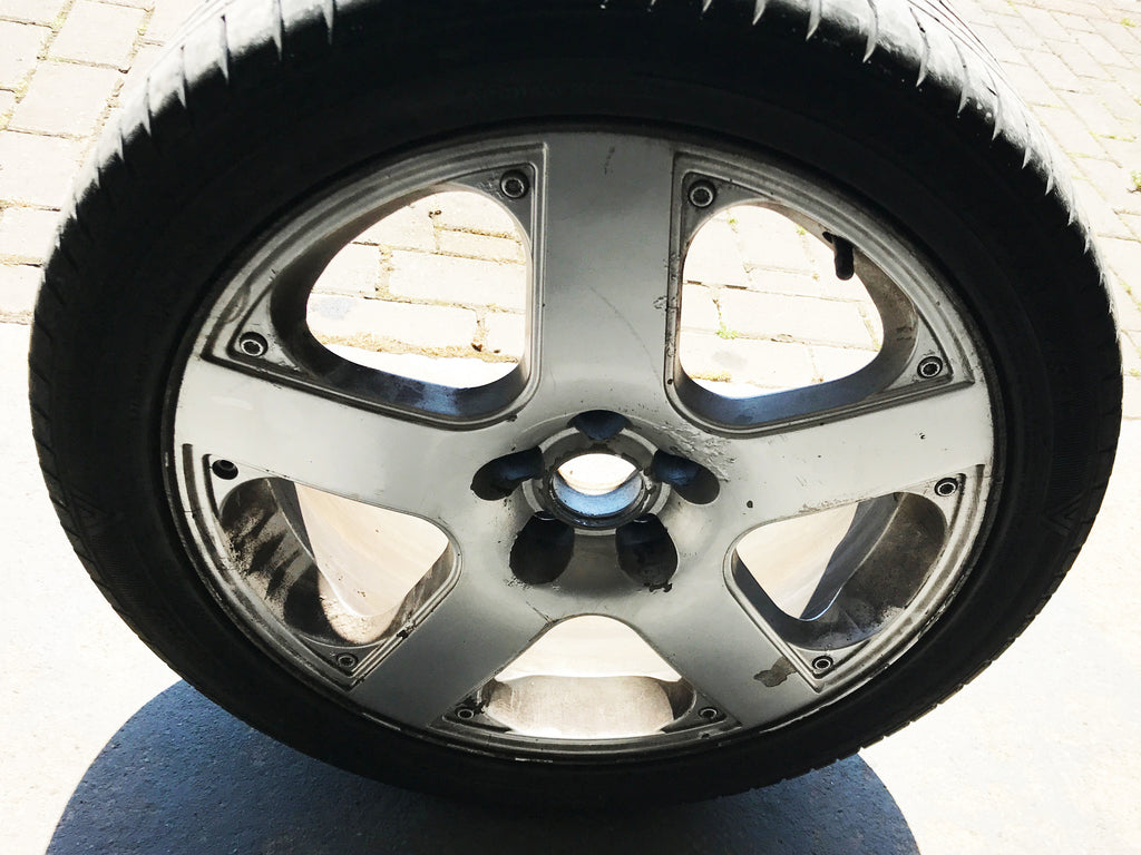 Volkswagen 17'' Santa Monica Alloy Wheels
