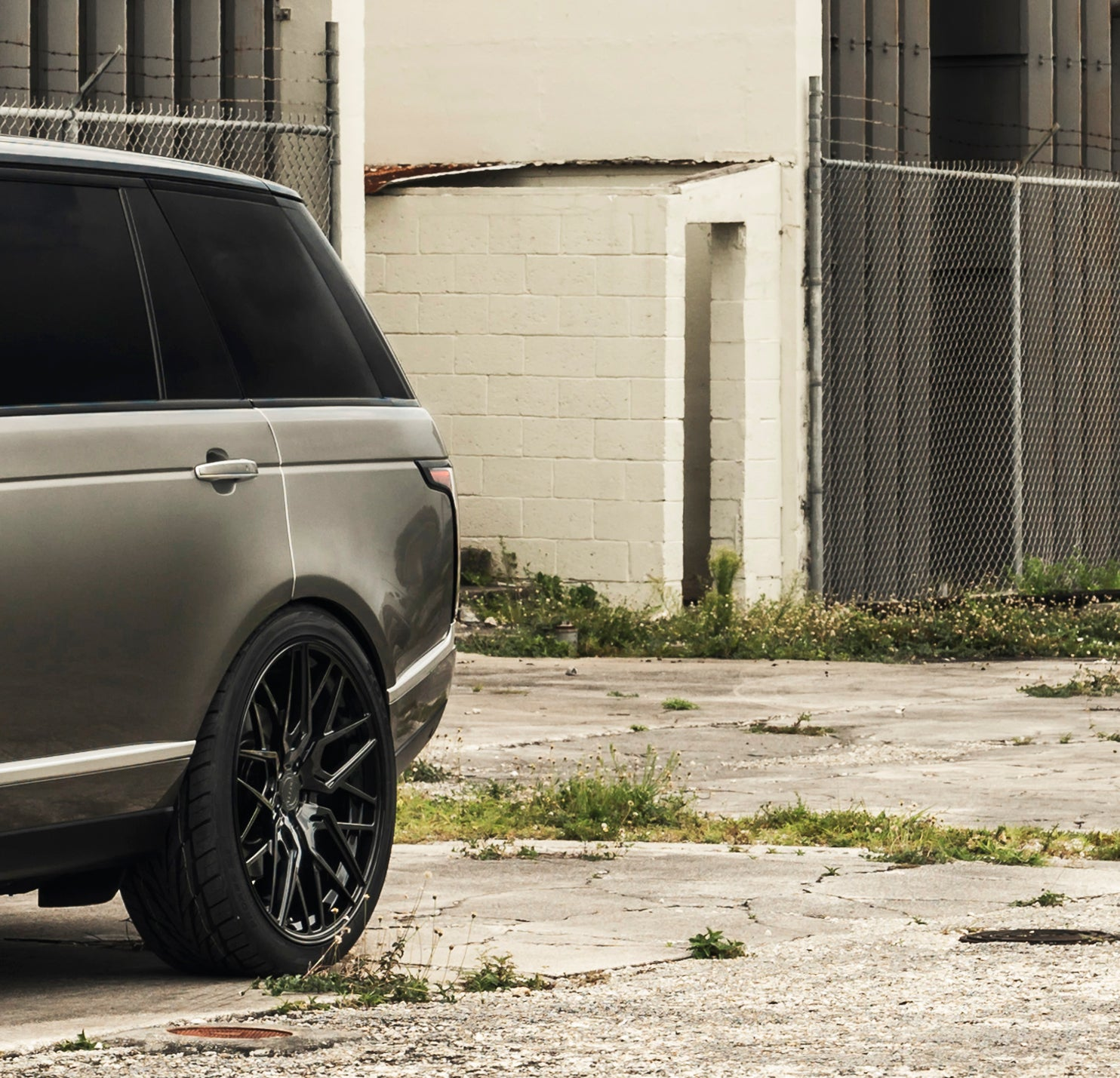 RANGE ROVER SPORT VELOS FORGED WHEELS