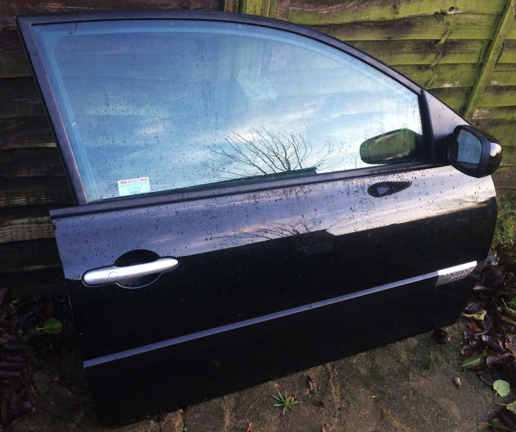 Renault Megane Sport R26/225 Drivers Side Door (Black)