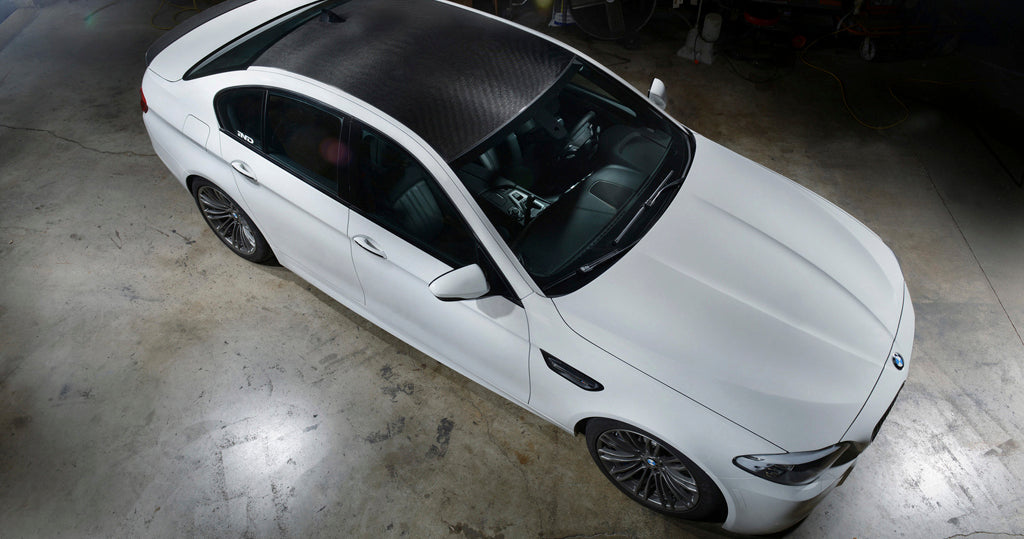 BMW M5 F10 RKP CARBON FIBER ROOF