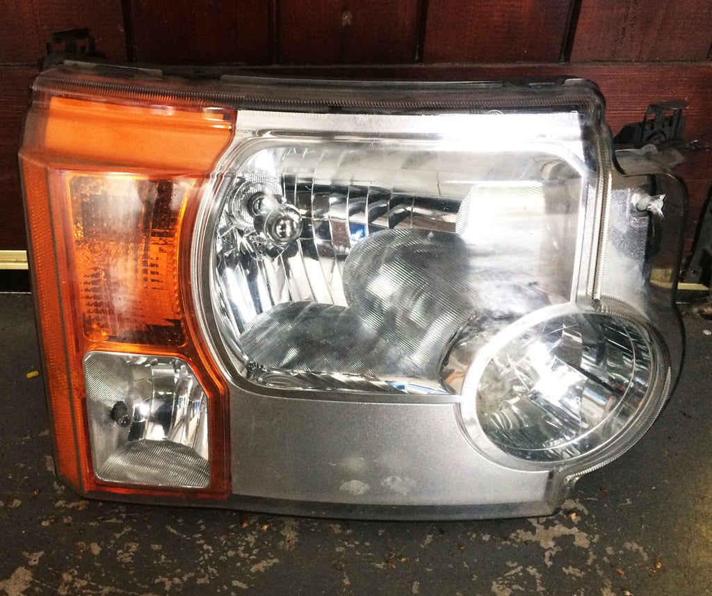 Land Rover Discovery 3 Drivers Side Headlight