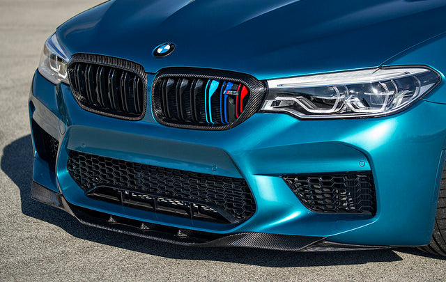 BMW M5 F90 RKP FRONT SPLITTER / LIP