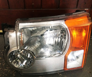 Land Rover Discovery 3 Passengers Side Headlight