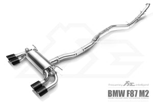 BMW M2 FREQUENCY INTELLIGENT EXHAUST SYSTEM