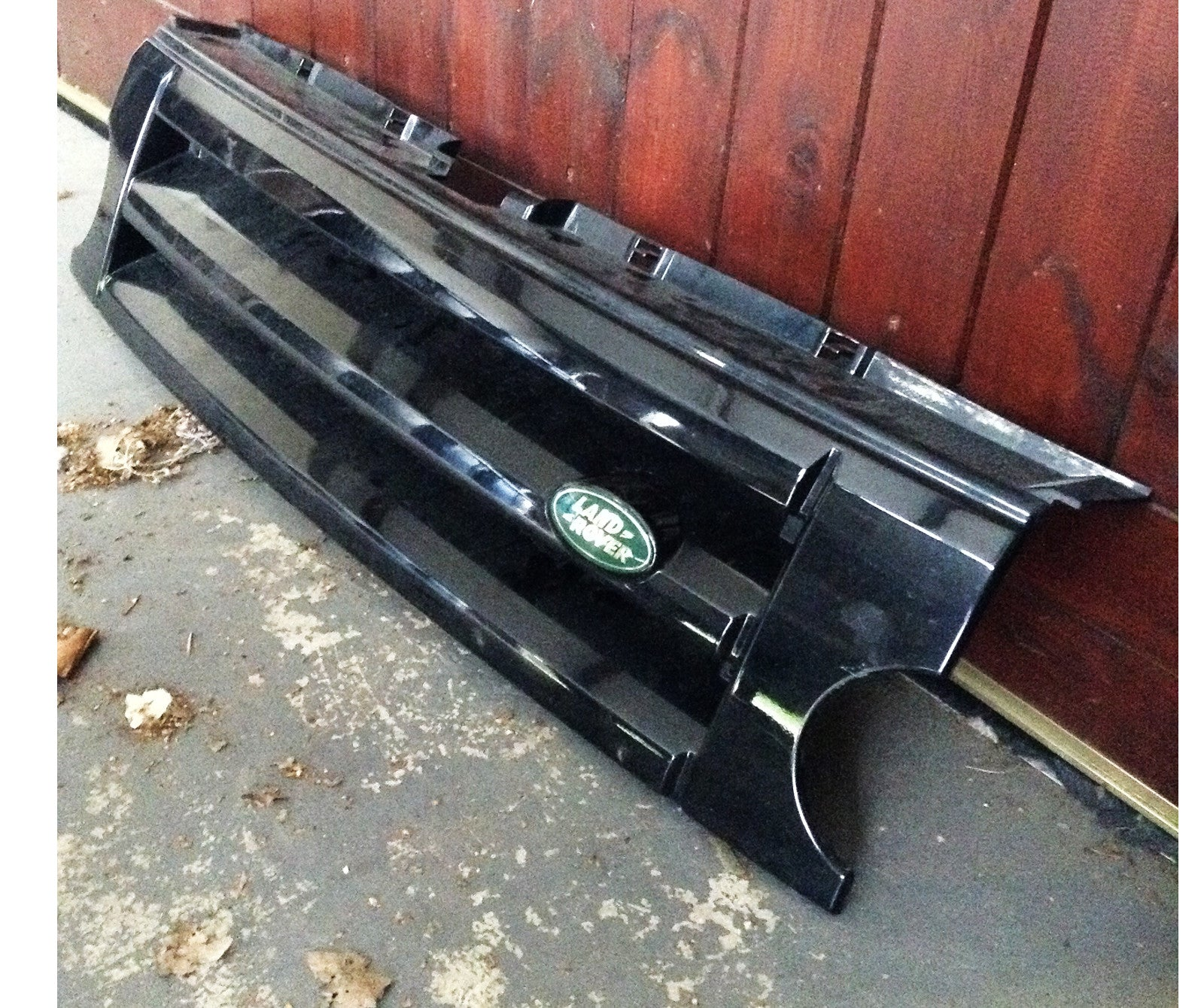 Land Rover Discovery 3 Grill
