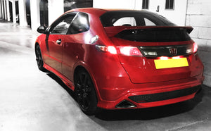 Honda Civic Type R FN2 - Exhaust System