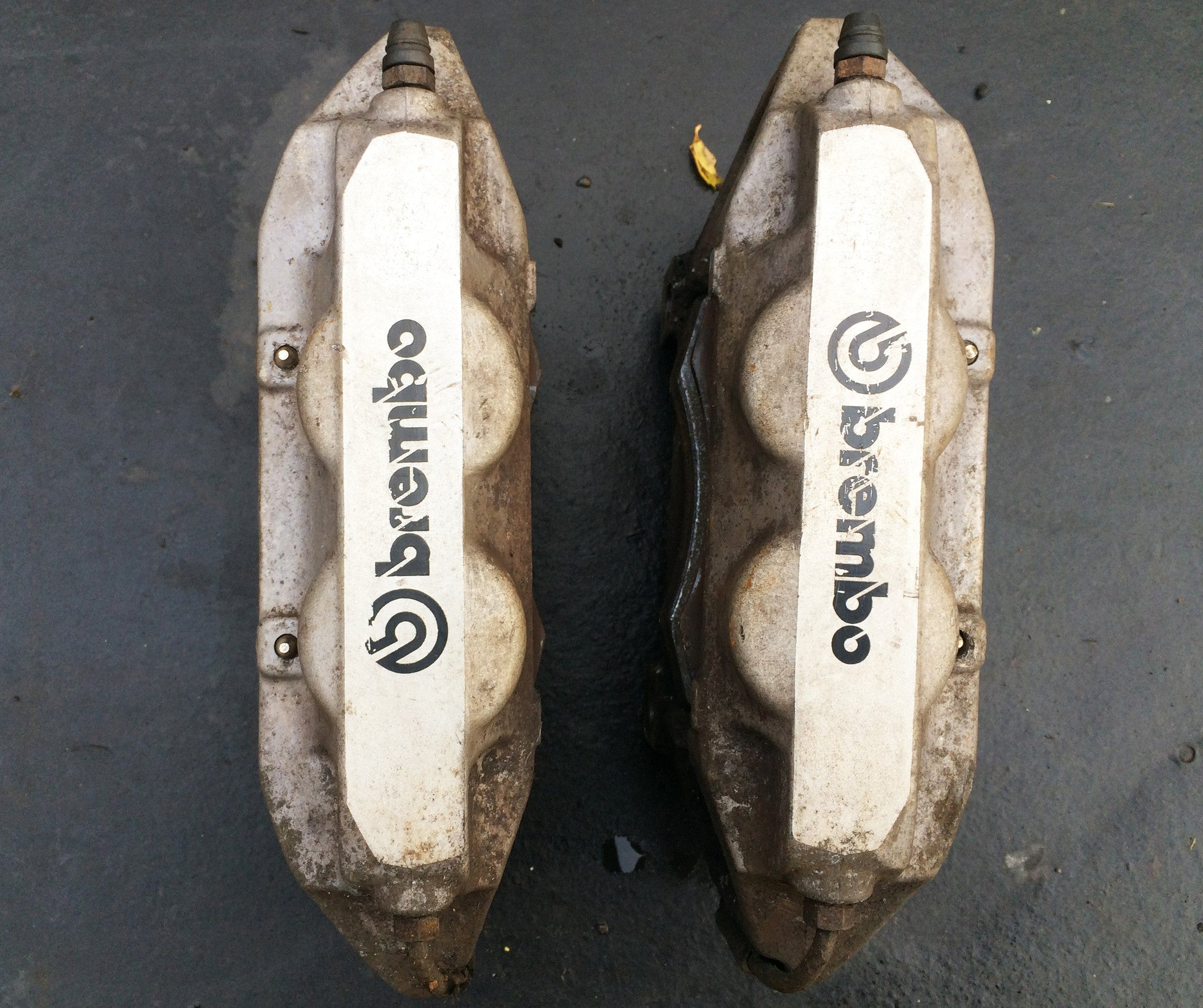 Renault Megane Sport R26 / 225 Silver Brembo Calipers