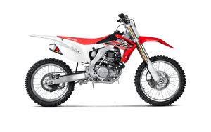 Honda CRF 450 R 2016 Akrapovic Full Titanium Evolution 1-2 Conical